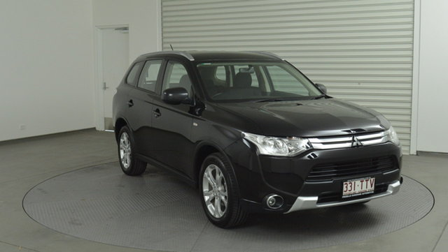 Used Mitsubishi Outlander ES 4WD, Southport, 2013 Mitsubishi Outlander ES 4WD Wagon