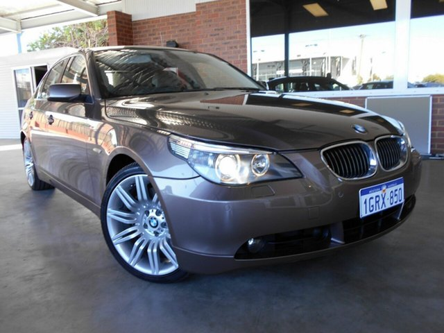 Used BMW 550i, St James, 2006 BMW 550i Sedan