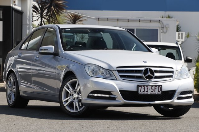 Used Mercedes-Benz C200 BlueEFFICIENCY 7G-Tronic +, Beaudesert, 2012 Mercedes-Benz C200 BlueEFFICIENCY 7G-Tronic + Sedan