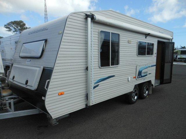 Discounted Used Coromal F Series 615, Pialba, 2012 Coromal F Series 615 Caravan