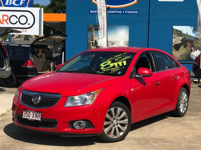 Used Holden Cruze CDX, Greenslopes, 2013 Holden Cruze CDX Sedan