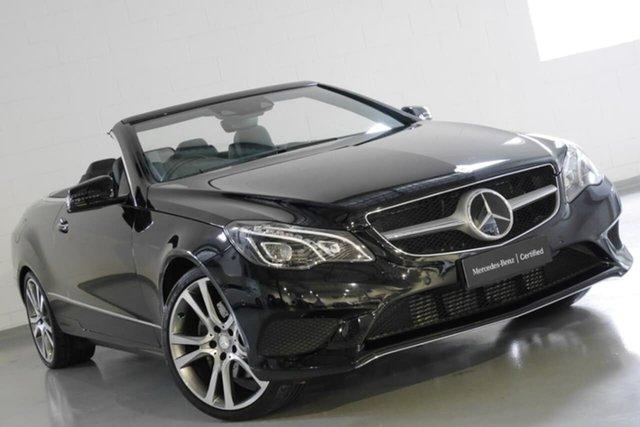 Used Mercedes-Benz E250 7G-Tronic +, Narellan, 2013 Mercedes-Benz E250 7G-Tronic + Cabriolet
