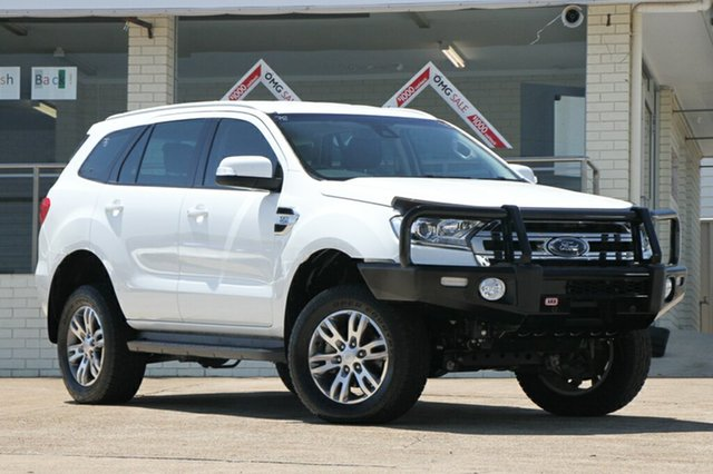 Used Ford Everest Trend 4WD, Indooroopilly, 2015 Ford Everest Trend 4WD Wagon