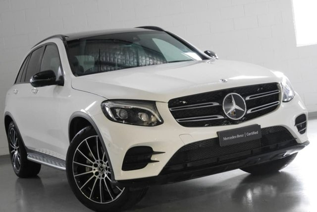 Used Mercedes-Benz GLC250 9G-Tronic 4MATIC, Southport, 2017 Mercedes-Benz GLC250 9G-Tronic 4MATIC Wagon