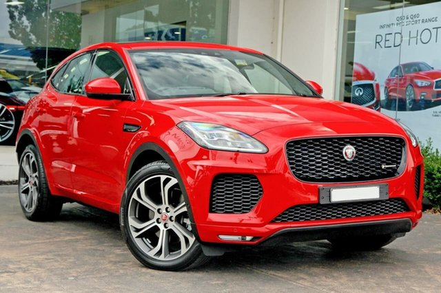 Used Jaguar E-PACE P250 R-Dynamic AWD First Edition, Doncaster, 2018 Jaguar E-PACE P250 R-Dynamic AWD First Edition Wagon