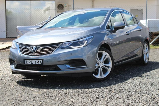 Used Holden Astra LTZ, Southport, 2017 Holden Astra LTZ Sedan