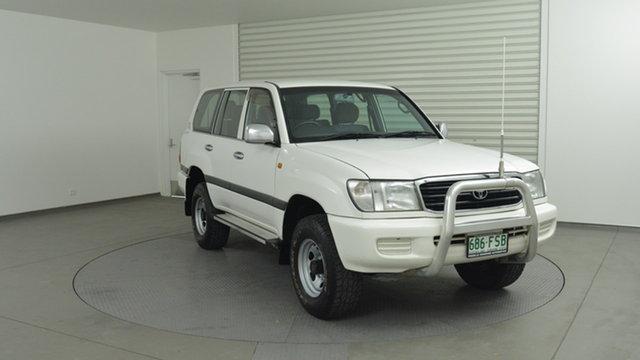Used Toyota Landcruiser GXL, Southport, 2000 Toyota Landcruiser GXL Wagon