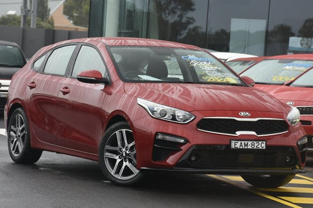 Demonstrator, Demo, Near New Kia Cerato Sport+, Warwick Farm, 2018 Kia Cerato Sport+ Hatchback