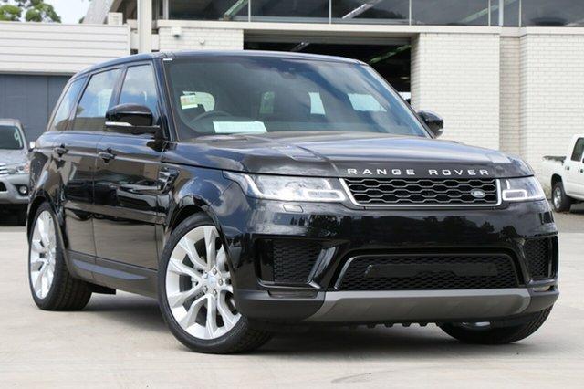 Land Rover Range Rover Sport SDV6 183kW CommandShift SE, Concord, 2019 Land Rover Range Rover Sport SDV6 183kW CommandShift SE Wagon