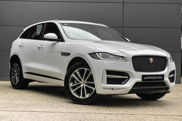 Used Jaguar F-PACE 30d AWD R-Sport, Geelong, 2017 Jaguar F-PACE 30d AWD R-Sport Wagon