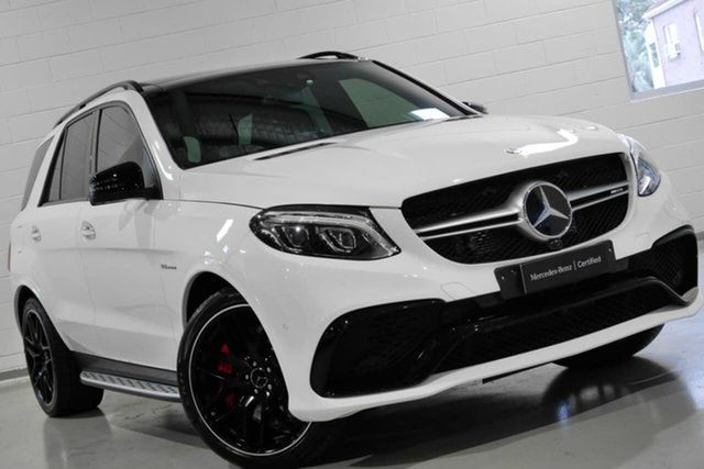 Used Mercedes-Benz GLE63 AMG SPEEDSHIFT PLUS 4MATIC S, Warwick Farm, 2017 Mercedes-Benz GLE63 AMG SPEEDSHIFT PLUS 4MATIC S Wagon