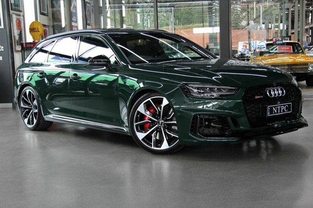 Used Audi RS4 Avant Quattro, North Melbourne, 2018 Audi RS4 Avant Quattro Wagon