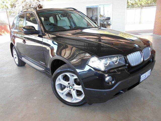 Used BMW X3 xDrive 20D Lifestyle, St James, 2009 BMW X3 xDrive 20D Lifestyle Wagon