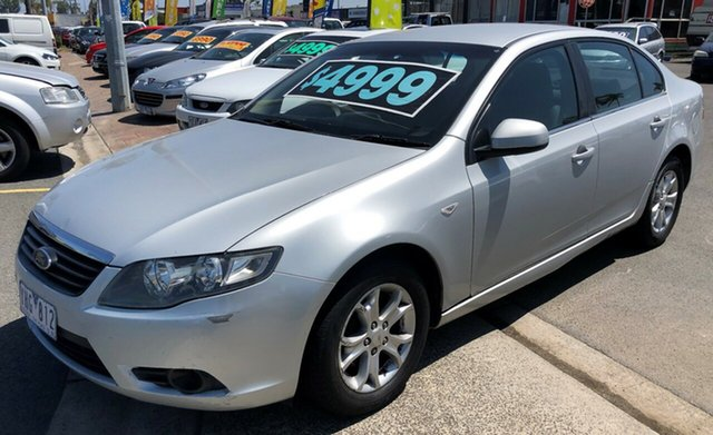 Used Ford Falcon XT with RWC & REGO, Cheltenham, 2008 Ford Falcon XT with RWC & REGO Sedan