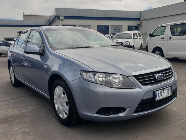Used Ford Falcon XT, Sebastopol, 2008 Ford Falcon XT Sedan