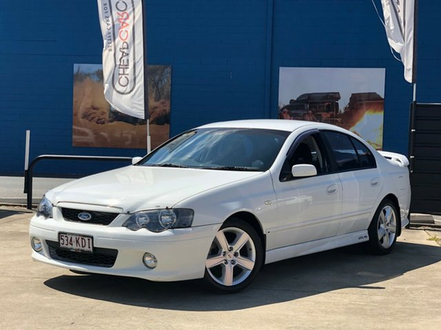 Used Ford Falcon XR6, Greenslopes, 2004 Ford Falcon XR6 Sedan