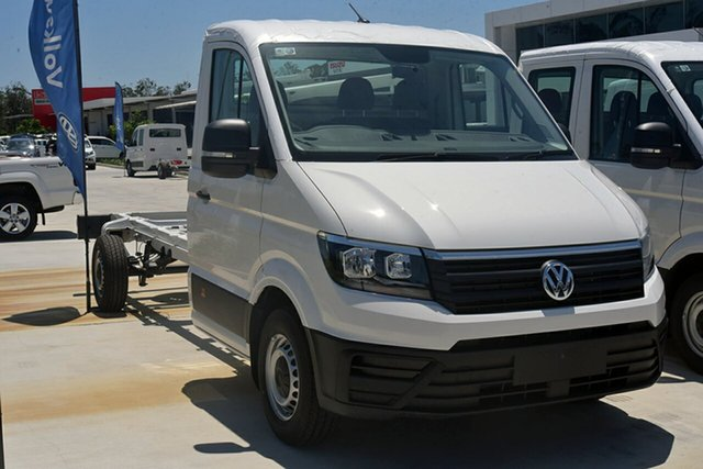 New Volkswagen Crafter, Southport, 2019 Volkswagen Crafter Cab Chassis