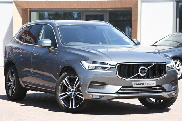Discounted Demonstrator, Demo, Near New Volvo XC60 T5 AWD Momentum, Narellan, 2018 Volvo XC60 T5 AWD Momentum SUV