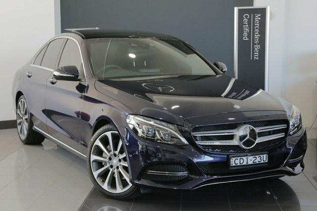 Used Mercedes-Benz C250 7G-Tronic +, Narellan, 2015 Mercedes-Benz C250 7G-Tronic + Sedan