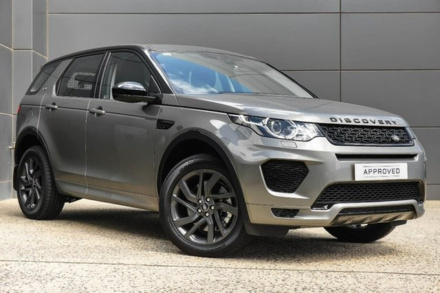Used Land Rover Discovery Sport Si4 213kW SE, Geelong, 2017 Land Rover Discovery Sport Si4 213kW SE Wagon