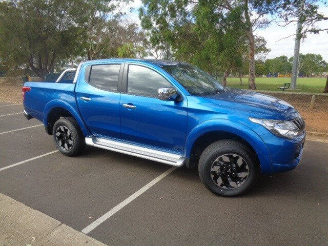 Demonstrator, Demo, Near New Mitsubishi Triton Exceed Double Cab, Nailsworth, 2018 Mitsubishi Triton Exceed Double Cab Utility