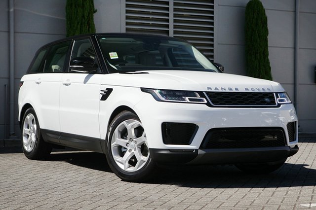 New Land Rover Range Rover Sport SDV6 183kW CommandShift SE, Cannington, 2019 Land Rover Range Rover Sport SDV6 183kW CommandShift SE Wagon