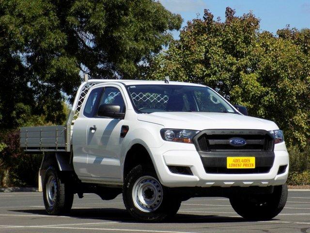 Used Ford Ranger XL Super Cab 4x2 Hi-Rider, 2016 Ford Ranger XL Super Cab 4x2 Hi-Rider Cab Chassis