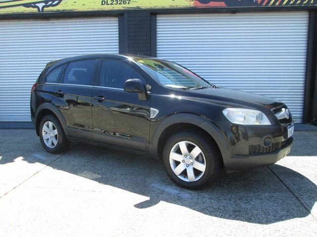 Used Holden Captiva CX, O'Connor, 2006 Holden Captiva CX Wagon
