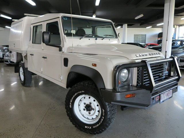 Used Land Rover Defender Crew Cab, Albion, 2010 Land Rover Defender Crew Cab Cab Chassis