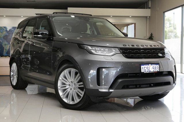 Used Land Rover Discovery SD4 HSE, Cannington, 2018 Land Rover Discovery SD4 HSE Wagon