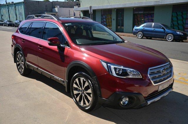 Used Subaru Outback 2.5I Premium, Toowoomba, 2016 Subaru Outback 2.5I Premium Wagon