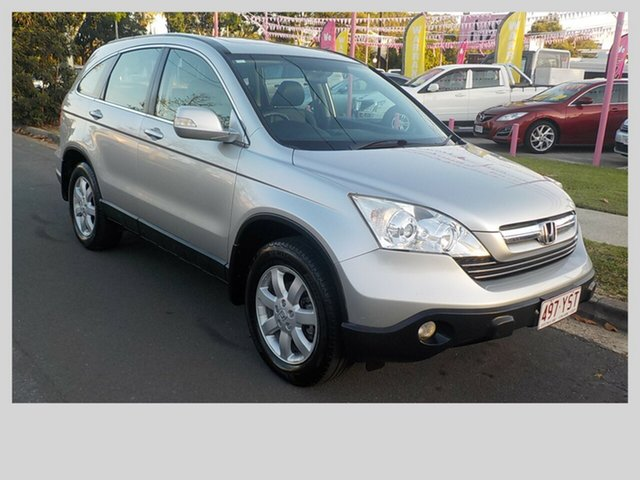 Used Honda CR-V Luxury, Margate, 2007 Honda CR-V Luxury Wagon
