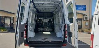 2013 Mercedes-Benz Sprinter 316 CDI LWB Hi Roof Van.