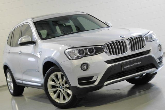 Used BMW X3 xDrive20i Steptronic, Warwick Farm, 2014 BMW X3 xDrive20i Steptronic Wagon