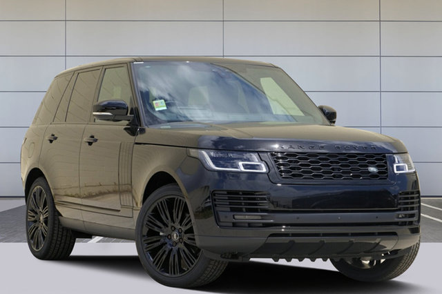 New Land Rover Range Rover SDV6 Vogue, Southport, 2018 Land Rover Range Rover SDV6 Vogue Wagon