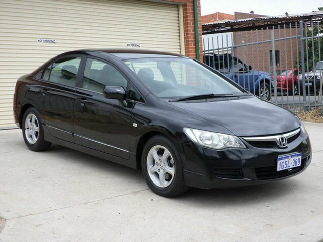 Used Honda Civic VTi-L, Mount Lawley, 2006 Honda Civic VTi-L Sedan