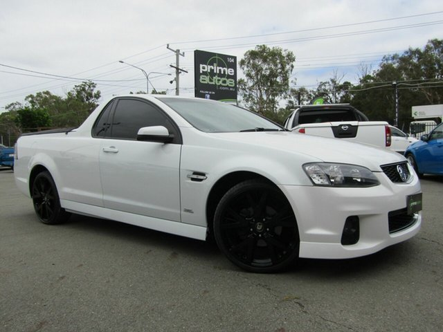 Used Holden Commodore SV6 Z-Series, Underwood, 2013 Holden Commodore SV6 Z-Series Utility