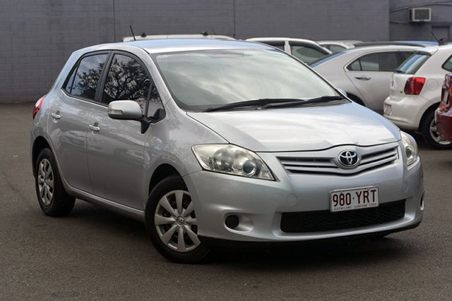 Used Toyota Corolla Ascent, Southport, 2009 Toyota Corolla Ascent Hatchback