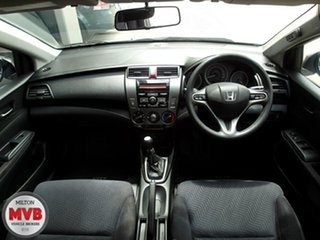 2012 Honda City VTi Sedan.
