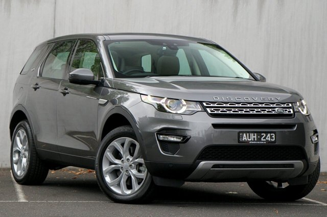 Used Land Rover Discovery Sport SD4 HSE, Malvern, 2018 Land Rover Discovery Sport SD4 HSE Wagon