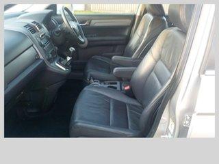 2007 Honda CR-V Luxury Wagon.