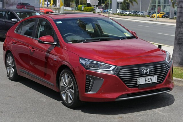 Demonstrator, Demo, Near New Hyundai Ioniq, Southport, 2018 Hyundai Ioniq Hatchback