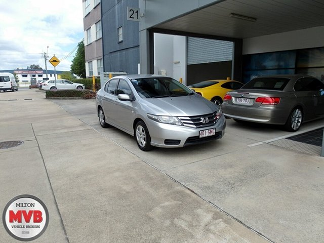 Used Honda City VTi, Eagle Farm, 2012 Honda City VTi Sedan