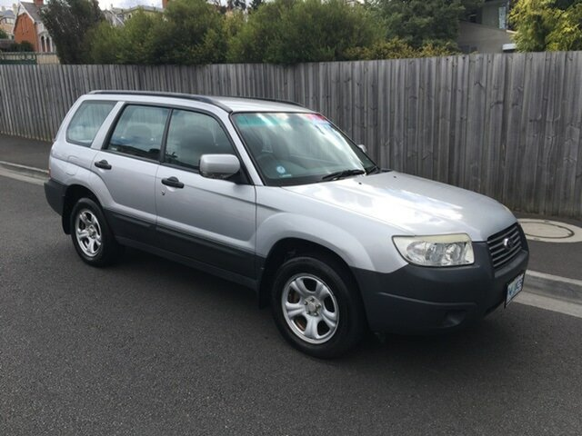 Used Subaru Forester X, North Hobart, 2006 Subaru Forester X Wagon