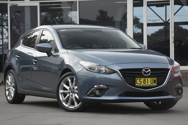 Used Mazda 3 SP25 Activematic, Narellan, 2013 Mazda 3 SP25 Activematic Hatchback