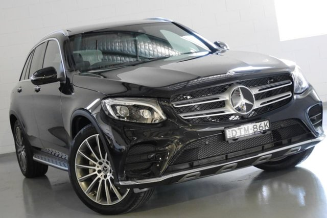 Used Mercedes-Benz GLC250 d 9G-Tronic 4MATIC, Warwick Farm, 2017 Mercedes-Benz GLC250 d 9G-Tronic 4MATIC Wagon