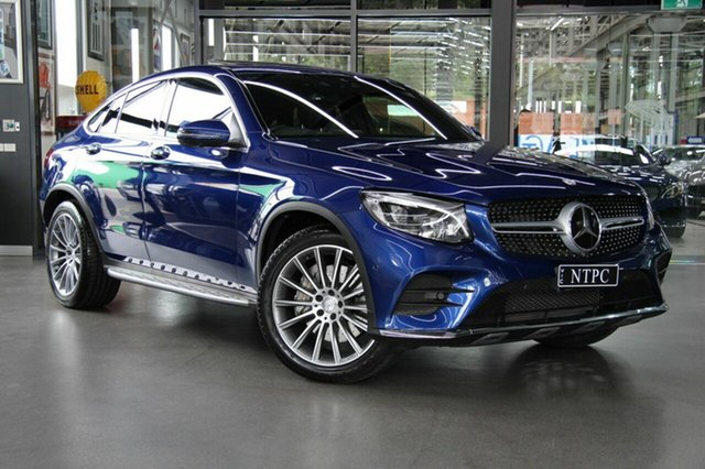Used Mercedes-Benz GLC250 Coupe 9G-TRONIC 4MATIC, North Melbourne, 2016 Mercedes-Benz GLC250 Coupe 9G-TRONIC 4MATIC Wagon