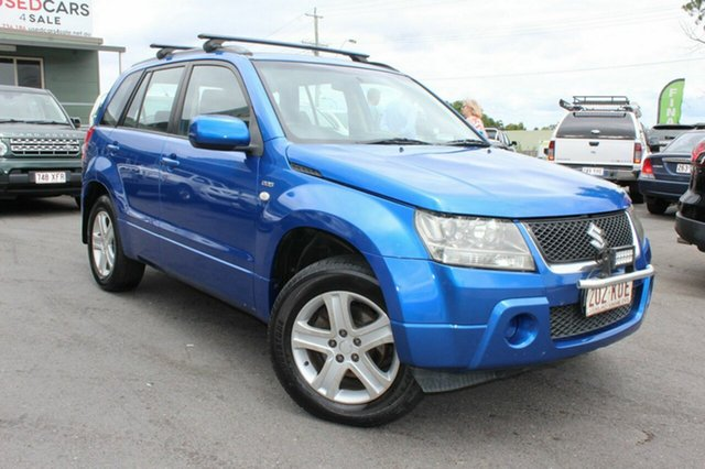 Used Suzuki Grand Vitara, Tingalpa, 2007 Suzuki Grand Vitara Wagon