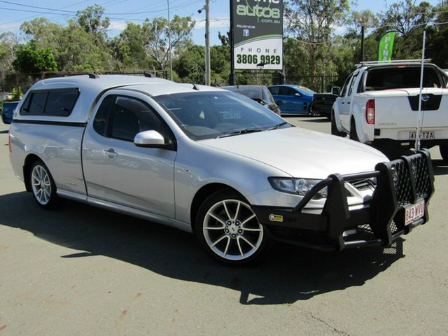 Used Ford Falcon XR6, Underwood, 2013 Ford Falcon XR6 Utility