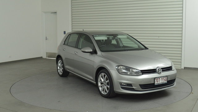 Used Volkswagen Golf 103TSI DSG Highline, Warwick Farm, 2012 Volkswagen Golf 103TSI DSG Highline Hatchback